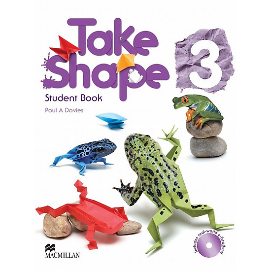 Take Shape 3: Student Book With E-Readers