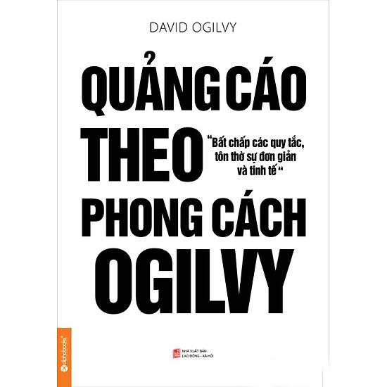 Quảng Cáo Theo Phong Cách Ogilvy (Ogilvy On Advertising)