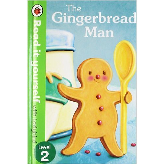 Read It Yourself the Gingerbread Man