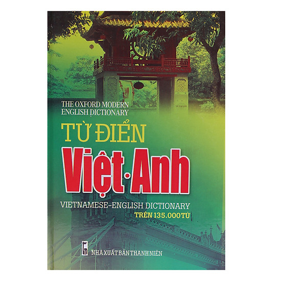 Hình ảnh download sách Từ Điển Việt Anh (135.000 Từ)