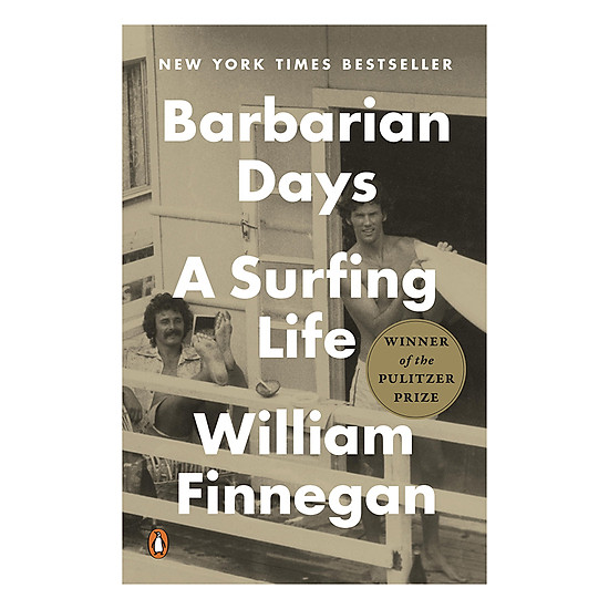 Barbarian Days: A Surfing Life - EBOOK/PDF/PRC/EPUB