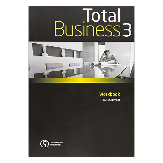[Download Sách] Total Business 3: Workbook With Key