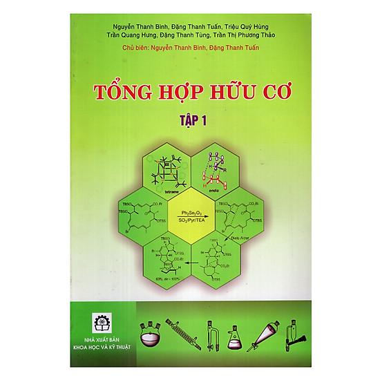 Download sách Tổng Hợp Hữu Cơ - Tập 1
