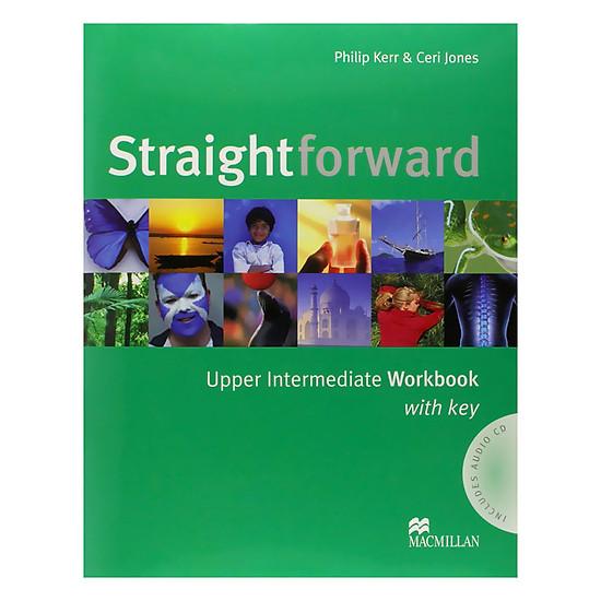 Straightforward Upper-Inter: Workbook With Key