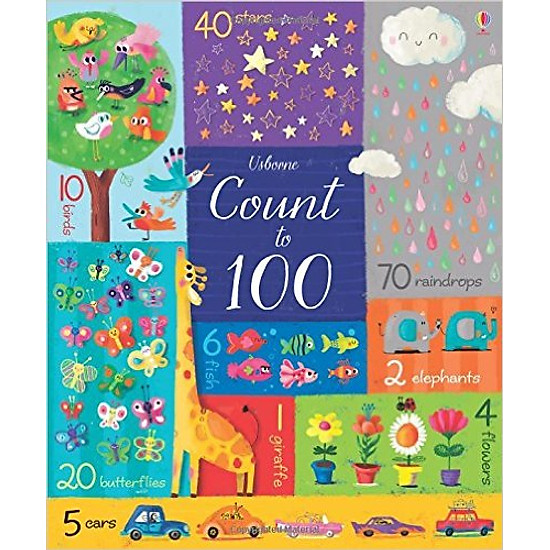 [Download sách] Count To 100