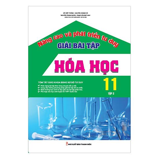 [Download sách] Nâng Cao Và Phát Triển Tư Duy Hóa Học 11 (Tập 2)