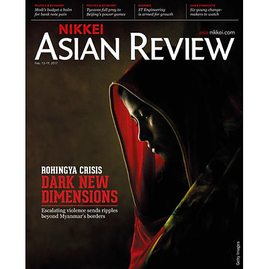 Nikkei Asian Review: Rohingya Crisis Dark New Dimensions – 57