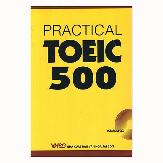 Practical Toeic 500 (Kèm CD) - EBOOK/PDF/PRC/EPUB