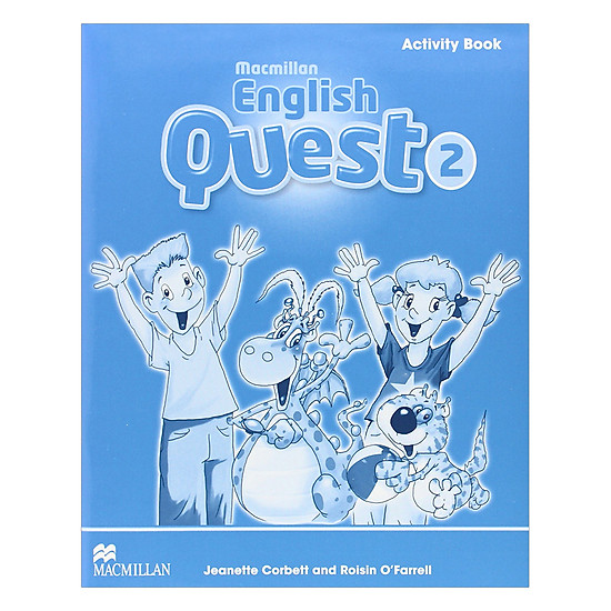 [Download Sách] English Quest 2: Activity Book