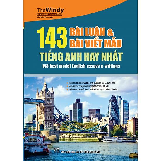 143 Bài Luận & Bài Viết Mẫu Tiếng Anh Hay Nhất