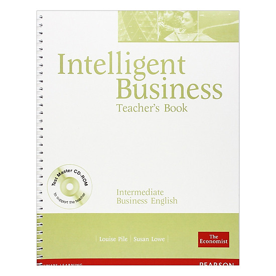 [Download Sách] Intelligent Business Inter: Teacher's Book With Test Master CD - Rom