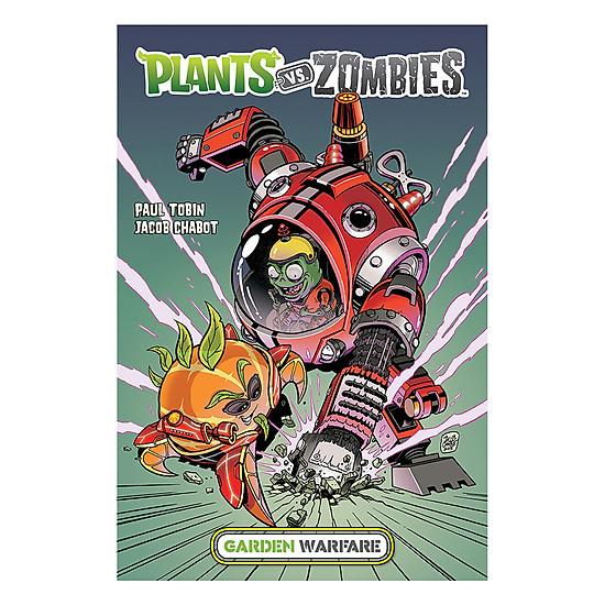 [Download sách] Plants Vs. Zombies: Garden Warfare