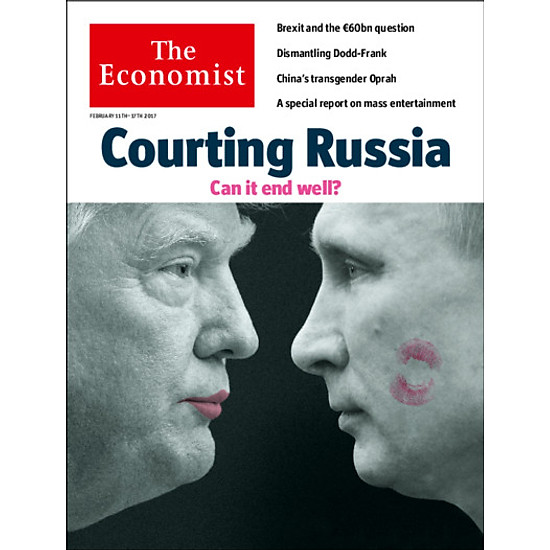 [Download sách] The Economist: Courting Russia - 58