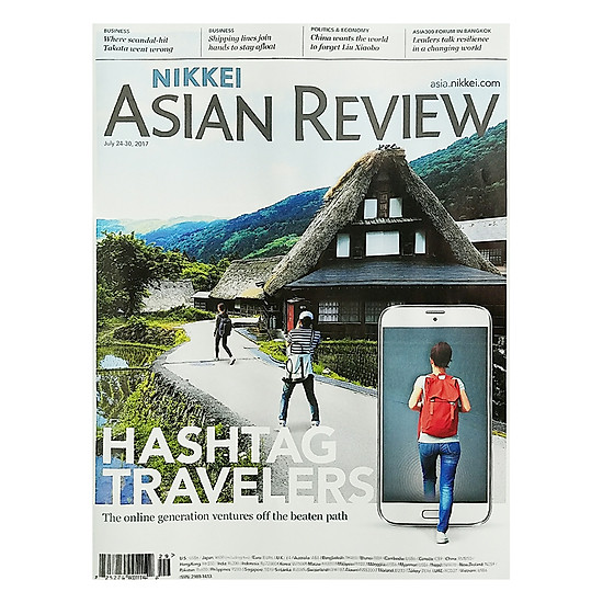 Nikkei Asian Review: Hashtag Travelers - 29