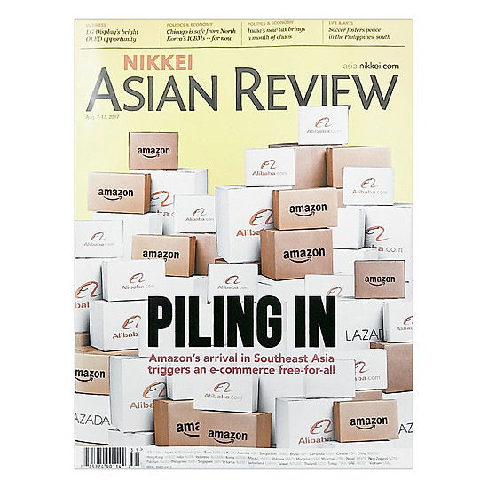 Nikkei Asian Review: Piling In - 31