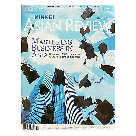 Nikkei Asian Review: Mastering Business In Asia - 33