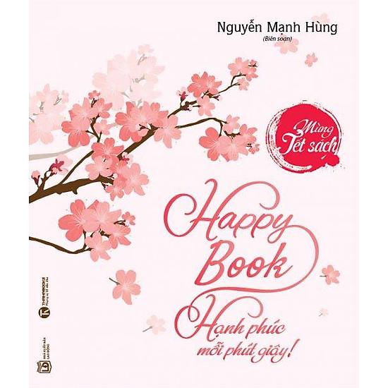 Happy Book – Hạnh Phúc Mỗi Phút Giây