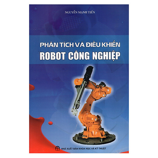 [Download Sách] Phân Tích Và Điều Khiển Robot Công Nghiệp