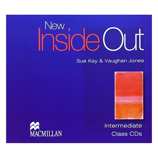 [Download Sách] New Inside Out Inter: Class Audio CDs