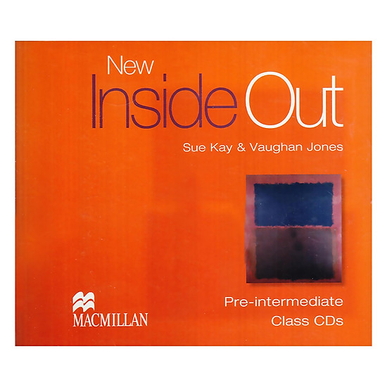 New Inside Out Pre-Inter: Class Audio CDs