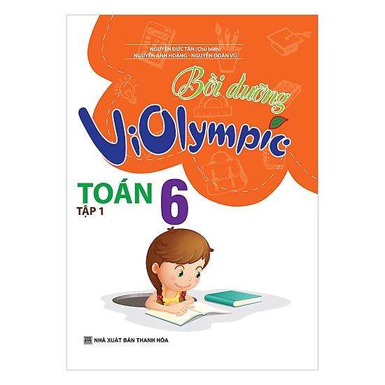 Bồi Dưỡng Violympic Toán Lớp 6 (Tập 1)