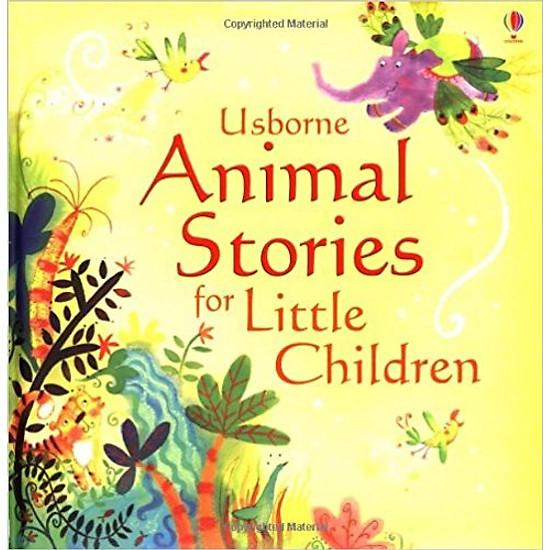 Animal Stories Little Children