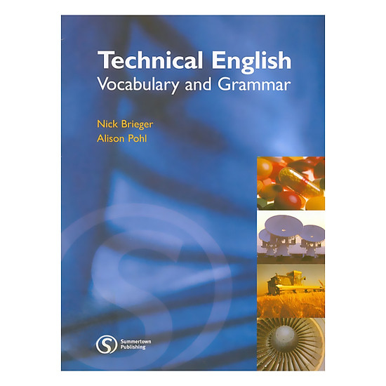 Technical English: Vocabulary And Grammar, 1st Edition