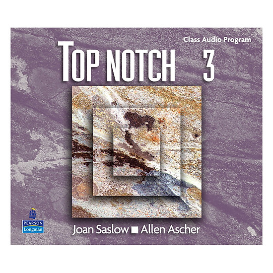 [Download Sách] Top Notch 3: Class Audio CD Program