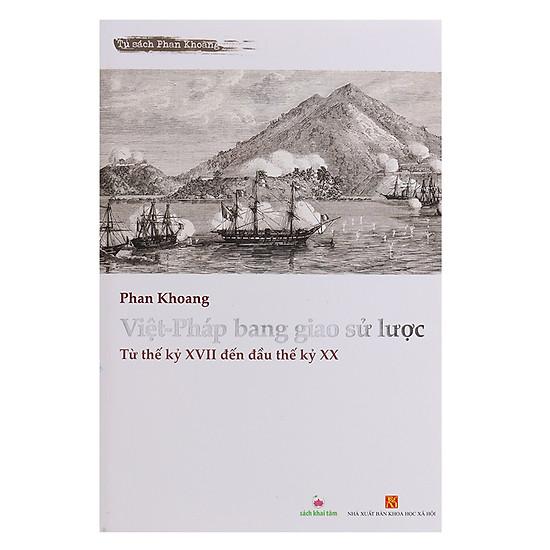 Việt - Pháp Bang Giao Sử Lược