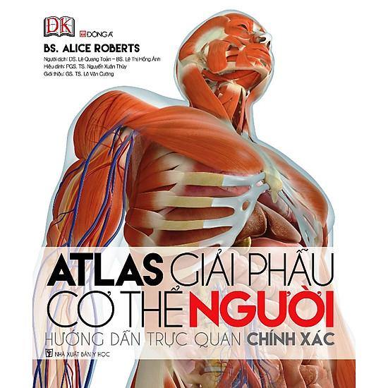 [Download Sách] Atlas Giải Phẫu Cơ Thể Người