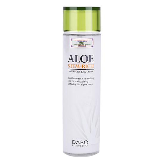 Nên mua Sữa Dưỡng Thể Trắng Da Chiết Xuất Lô Hội Dabo Aloe (180ml) ở Lamy Shop
