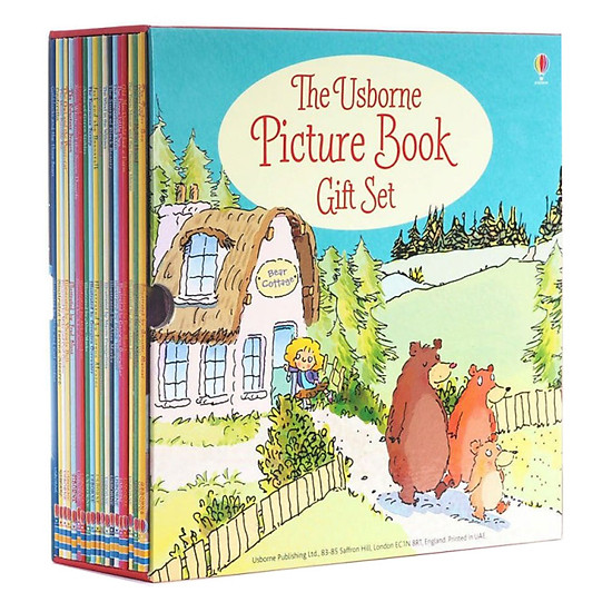 Picture Books Gift Set – 20 Time-Honoured Stories