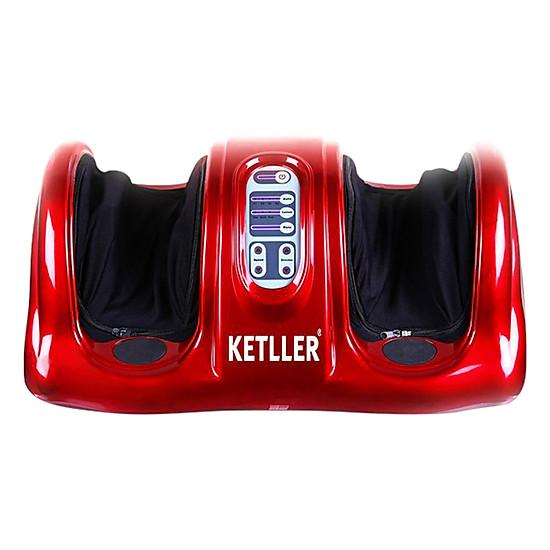 Máy Massage Chân Ketller KE-555-R - Đỏ