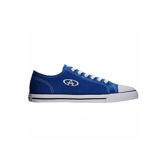 Giày Sneaker Nam Cổ Thấp Codad Canvas - Xanh Dương