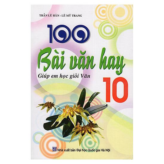 Download sách 100 Bài Văn Hay 10