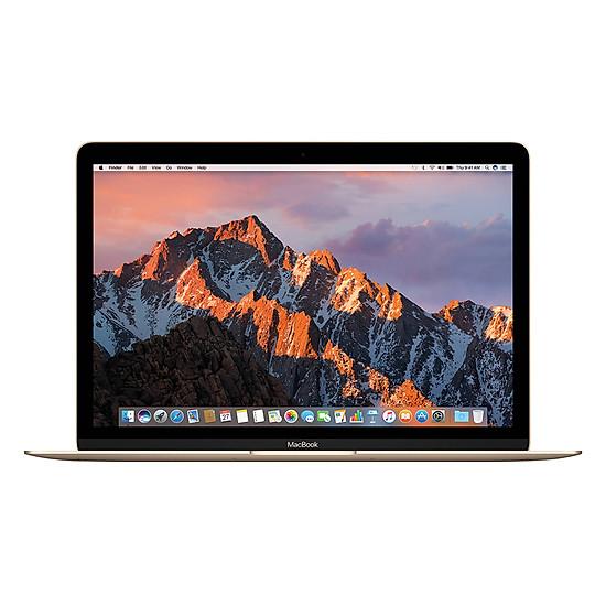 The New Macbook 2017 (12 inch) Core i5/ 512GB – Hàng Chính Hãng Đang Bán Tại Tiki Trading