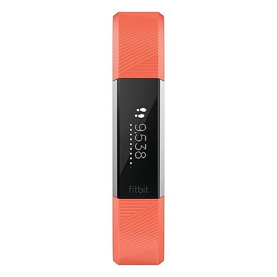 Đồng Hồ Thông Minh Fitbit Alta HR (Size Small) - Coral - Hàng Nhập Khẩ...