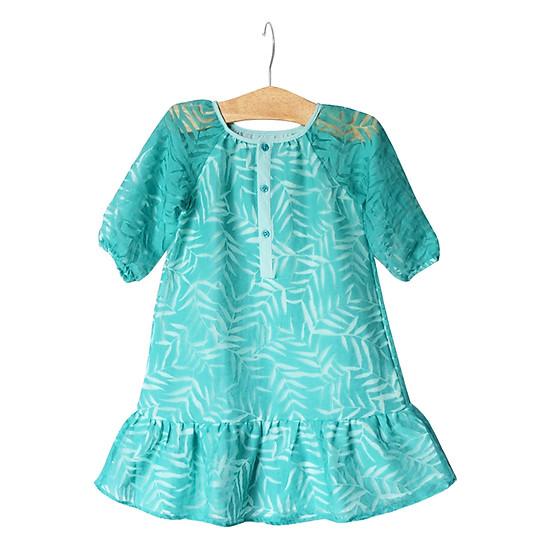 Đầm Đuôi Cá Cuckeo Kids HC756 - Xanh