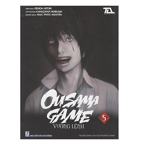 [Download Sách] Ousama - Vương Lệnh Tập 5