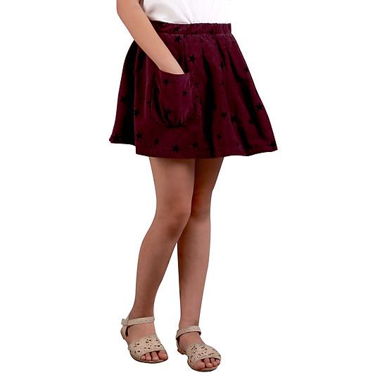 Váy Nhung Tím Ngôi Sao Teps VN003