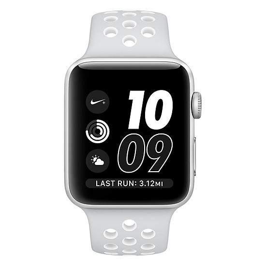 Đồng Hồ Thông Minh Apple Watch Nike+ Series 2 - 42mm MQ192 (Silver) - ...