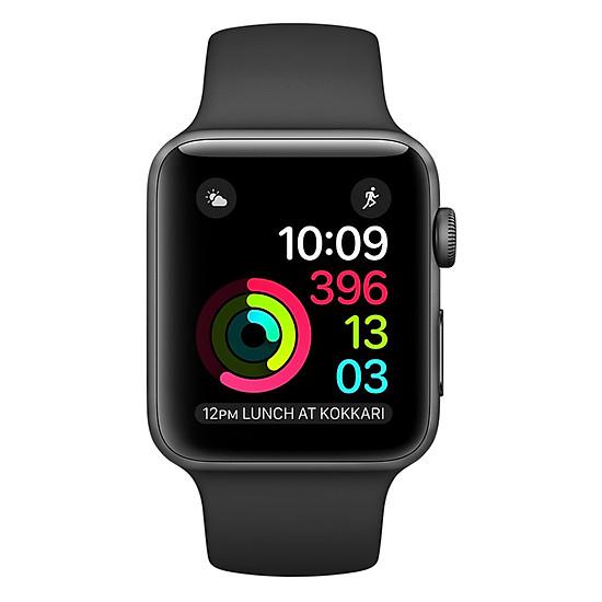 Đồng Hồ Thông Minh Apple Watch Sport 42mm Series 2 MP062 (Black Sport ...