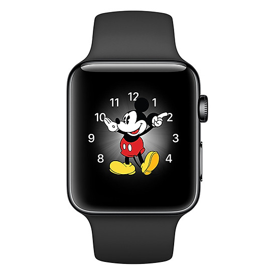 Đồng Hồ Thông Minh Apple Watch Stainless Steel Series 2 - 42mm MP4A2 S...