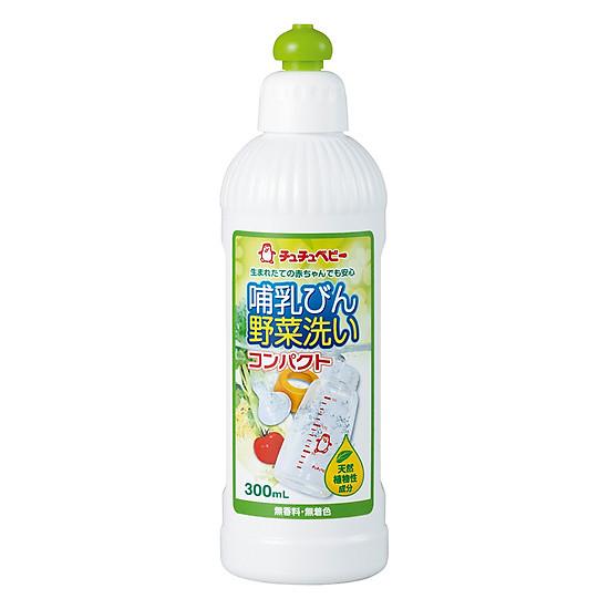 Nước Rửa Bình ChuChu Baby (300ml)