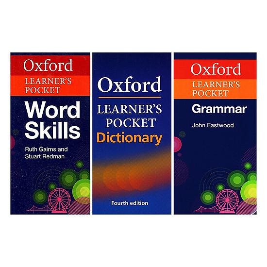 Oxford Learner's Pocket - Better Together Set 1: Dictionary, Grammar, Word Skills