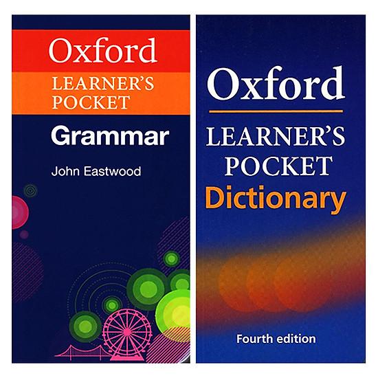 Oxford Learner's Pocket - Better Together Set 3: Dictionary, Grammar