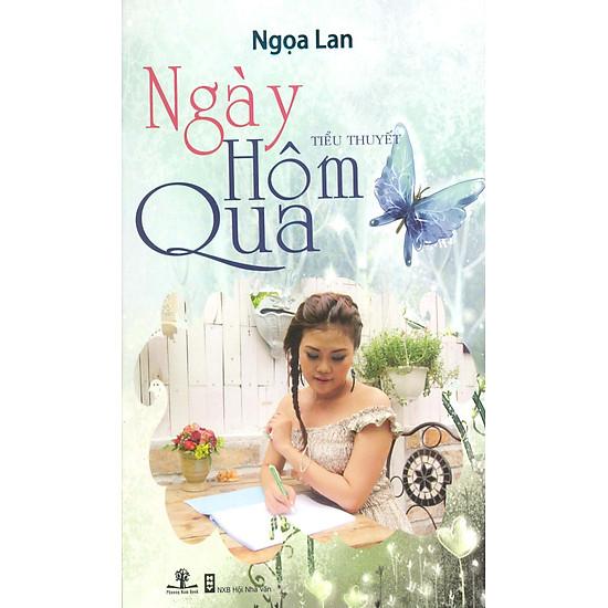 Hình ảnh download sách Ngày Hôm Qua (Tiểu Thuyết)