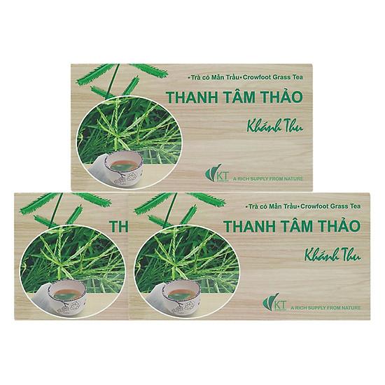 Bộ 3 Hộp Trà Thanh Tâm Thảo Khánh Thu (30 Túi Lọc / Hộp) ...