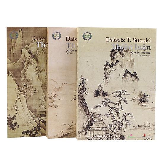 Thiền Luận - Bộ 3 Quyển