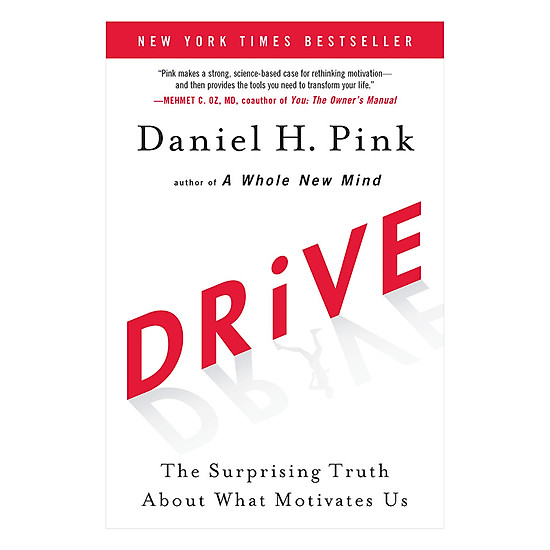 Download sách Drive: The Surprising Truth About What Motivates Us